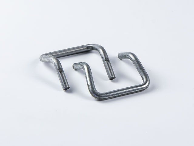 Isofixbefestigung aus Stahl