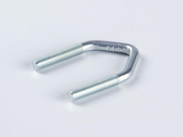 V-Bügel aus Stahl